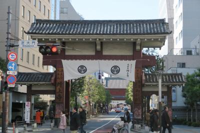 そういえば芝公園といえば増上寺でした