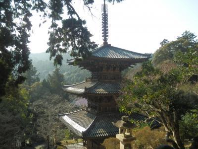 2015-16年 年またぎ兵庫の旅(9) 神戸・加古川・加西市の国宝・重文建造物巡り