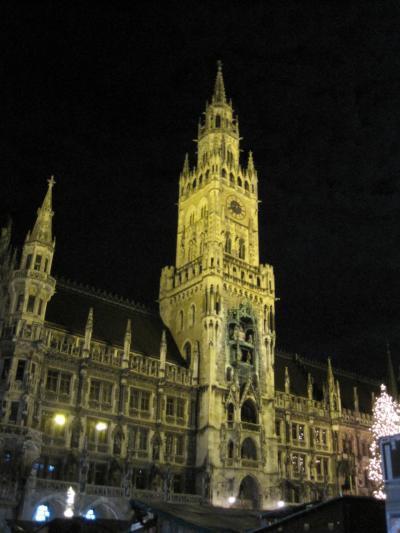 ミュンヘン経由フィレンツエ旅行1