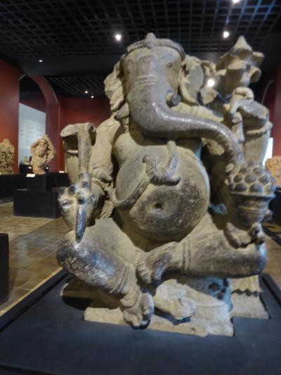 インド北西部14の世界遺産を巡る旅~ムンバイ1日目 博物館など市内見学
