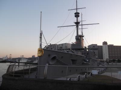 青春18切符で往復約12時間:少し遠かった横須賀日帰り観光