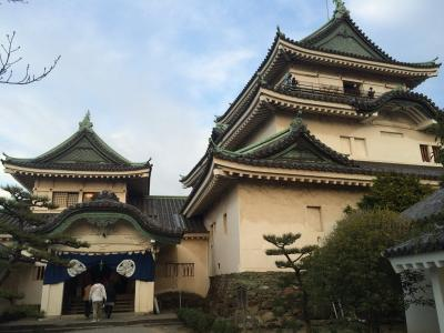 紀州の城下町和歌山市。