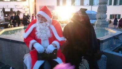 スイスの小さな街のクリスマスマーケット【スイス情報.com】
