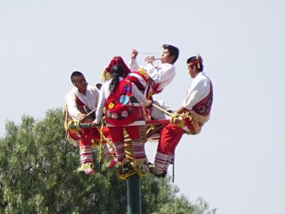 メキシコシティその4(プエブラとチョルーラ) 2016.2.6