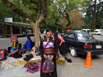 パレンケの古代都市(メキシコ) 2016.2.16