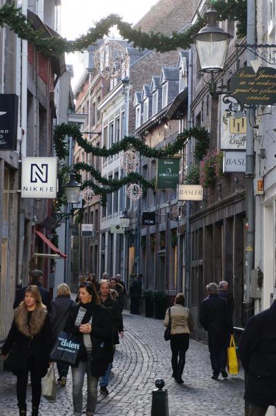 年末旅行2015 フランス・ドイツ・オランダ 国境都市巡り ☆オランダ最古の街 マーストリヒト☆