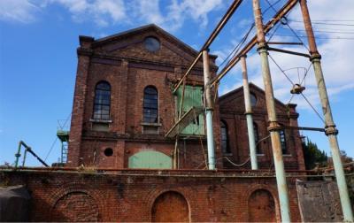 北九州レトロをめぐる旅8 世界遺産万田坑 産業遺産の廃墟に萌えましたー!