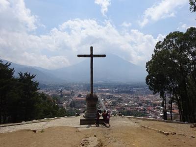 アンティグア・グアテマラ 2016.3.8