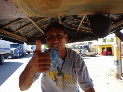 サンサルバドル(エルサルバドル)→レオン(ニカラグア) 2016.3.14