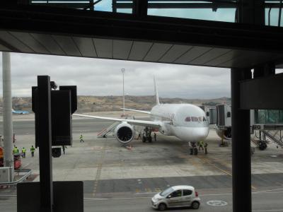 カタール航空で行くスペイン高速列車に乗る旅 その4