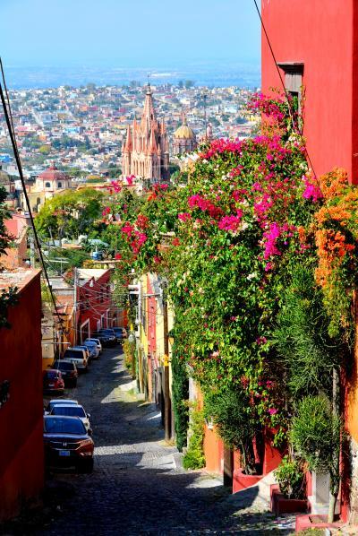 """カラフルワールド~メキシコの風~Vol.4エフォートレスな香り漂う珠玉の街""""サンミゲルデアジェンデ"""""""
