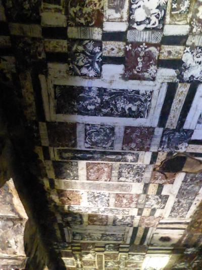 インド北西部14の世界遺産を巡る旅~世界遺産その11 アジャンターの石窟寺院窟群②