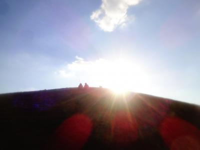 国営讃岐まんのう公園 香川県まんのう町 みのりんの公園へ行こう 2016冬  「一緒に遊ぼう」は魔法の合言葉