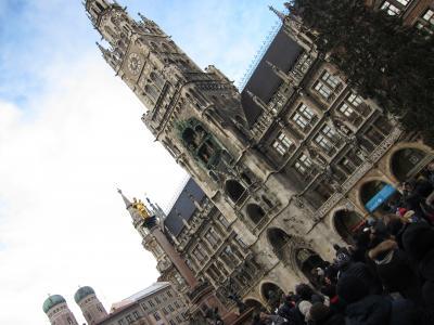 ⑤子連れでドイツ個人旅行 子供が喜ぶだろう企画を!ミュンヘン観光