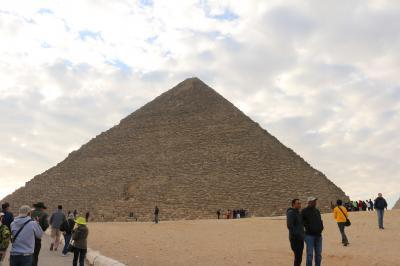 エジプト8日間の旅~3日目-①-