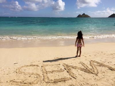 HAWAII旅行