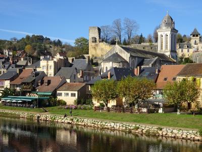 秋色の南西フランス田舎めぐりVol.2(ラスコーの洞窟壁画&ロカマドゥール&コンク)