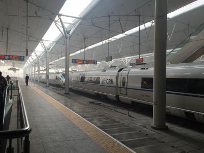 北京−天津高鉄ミニトリップ-2