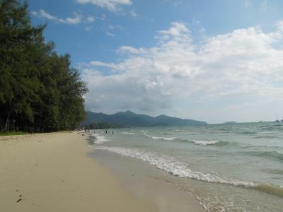 三連休タイ*チャーン島旅行(とバンコク)