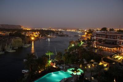 エジプト世界遺産とナイル川クルーズの旅(8日目)