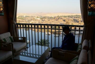 エジプト世界遺産とナイル川クルーズの旅(9&10日目:つまり帰国編)