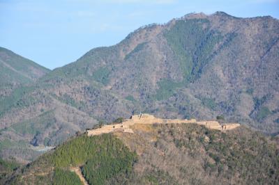 トラブル続出で雲海も見れなかったけど、天空の城 竹田城に登れて良かった~。