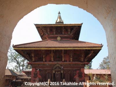 チャングナラヤン(चाँगुनारायण गाविस (Changu Narayan))