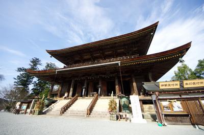奈良 ~ 世界遺産の吉野を歩く ~