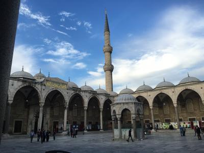 再会 in Istanbul