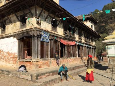 ネパール里山めぐり(1) パナウティ、バルタリ