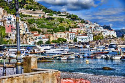 2015南イタリア世界遺産巡り~7.世界一美しい海岸 アマルフィ~