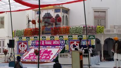 Love Love India➄ ずっと眺めていたい聖地Anandpur Sahib