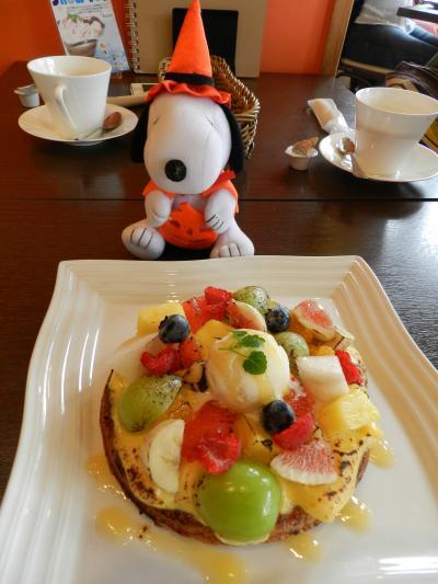 『SPOON 野洲本店』でランチ&『プティ・ドール』でカフェ(滋賀県野洲市)