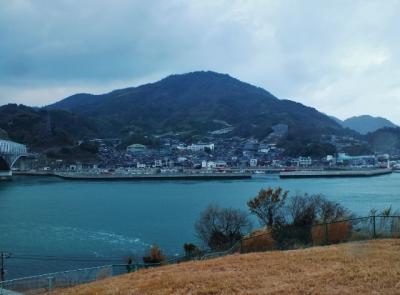 とびしま海道・山と龍馬と戦跡とロケ地:3日目~二つの島の最高峰~