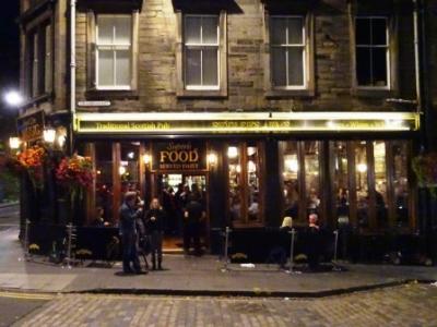 英国周遊ハネムーン⑨《スコットランド~PUB散策》
