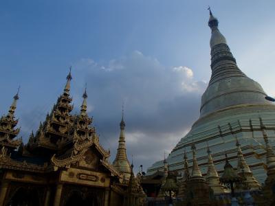 ミャンマーに行ってきました。vol.1