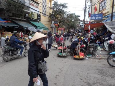 ベトナムハノイ街歩き(旧市街地篇全部)