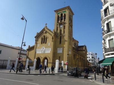 イギリス・モロッコ・フランスの旅  『情熱のシーラ』撮影地巡り  ティトゥアンにドライブ編