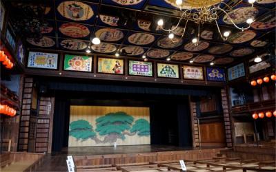 北九州レトロをめぐる旅11 八千代座  山鹿温泉卿でレトロ芝居小屋を見物