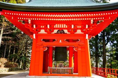 比叡山と清水寺