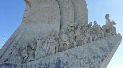 リスボン~(ファロ)~セビリア~(マドリッド)一人ぶらり旅