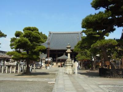 葛井寺(西国三十三所第五番札所)&あべのハルカス