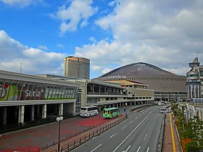 福岡旅行三日目:ヤフオクドーム