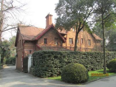 上海西部越界築地域の龍柏飯店・歴史建築