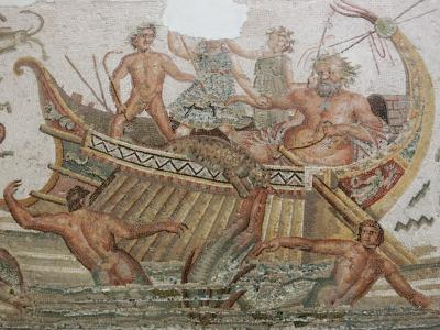 バルドー国立博物館 (オデュッセウスのモザイク)