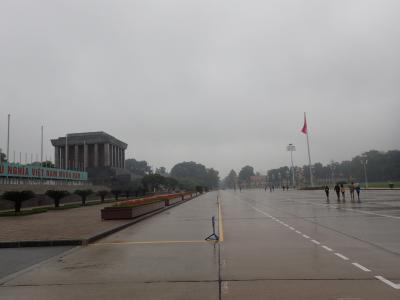 ベトナムハノイ街歩き(旧市街以外後篇全部)