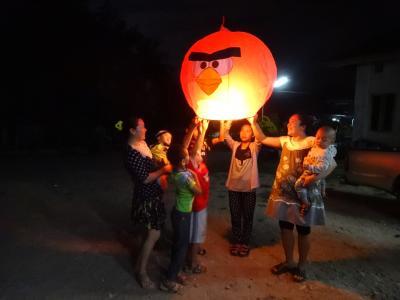 2015年10月 微笑みいっぱい!中国・雲南→ラオス→ベトナム辺境巡りマニアック姉妹旅(3-5日目・ルアンナムター)