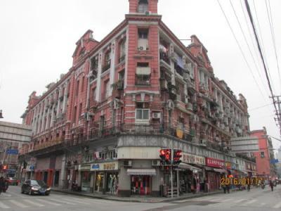 上海英租界の北京東路・5次歴史建築