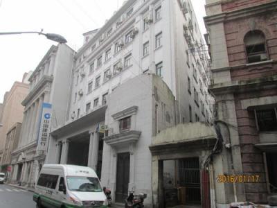 上海英租界の填池路・5次歴史建築