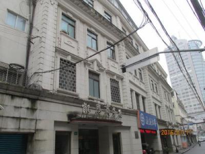 上海英租界の香港路・5次歴史建築